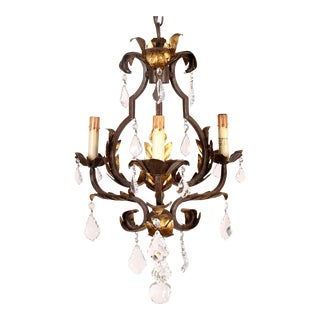 Currey & Co. Tuscan Chandelier