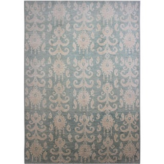 """Hand Knotted Ikat Rug by Aara Rugs - 12'0"""" x 9'3"""""""