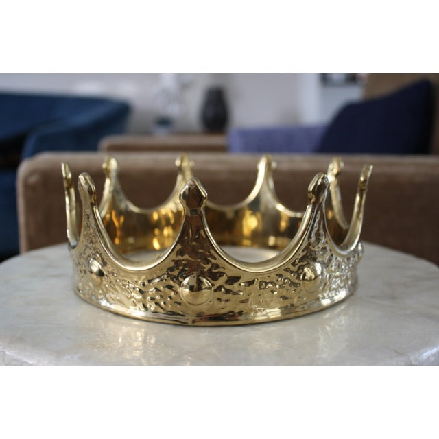 Gold Ceramic Crown - Image 8 of 8