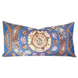 French Hermes Valerie Dawlat-Dumoulin Pillow