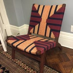 Image of Woven Hammock Lounge Chair