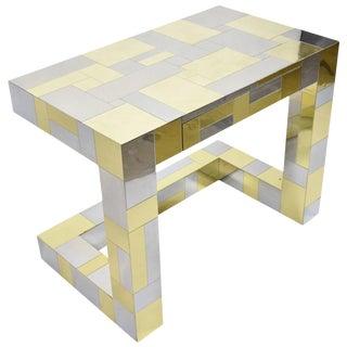 """Paul Evans """"Cityscape"""" Side Table"""