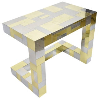 "Paul Evans ""Cityscape"" Side Table"