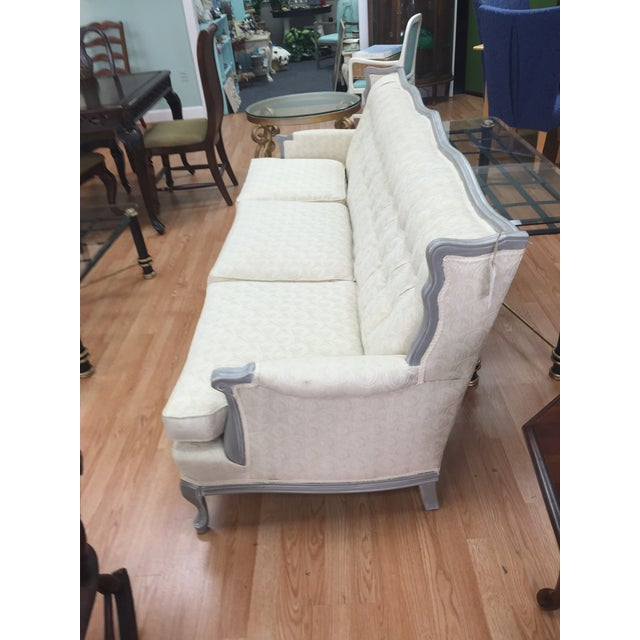 Vintage French Provincial Sofa - Image 6 of 11