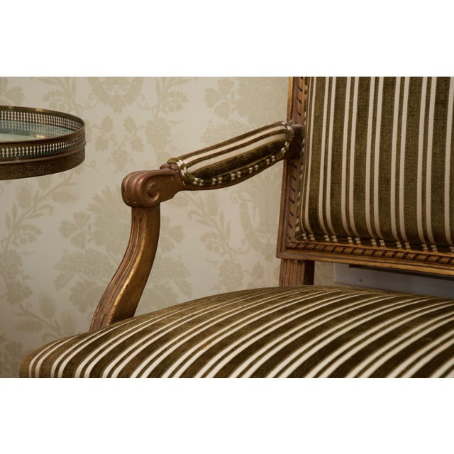 Antique Louis XVI Settee From Sotheby's - Image 8 of 9