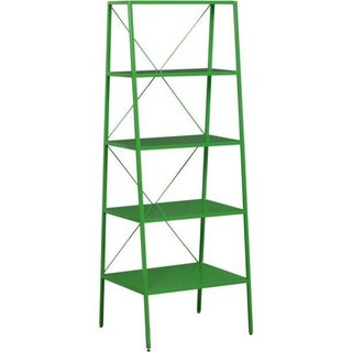 Hancock Clover Green Bookcase - Set of 3