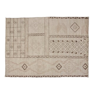 Contemporary Moroccan Style Rug - 10 x 14