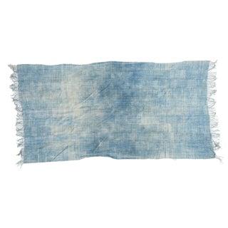"Vintage African Textile Throw - 3'3"" X 6'1"""
