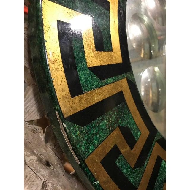 Greca Fornasetti Greek Key Mirror - Image 3 of 5