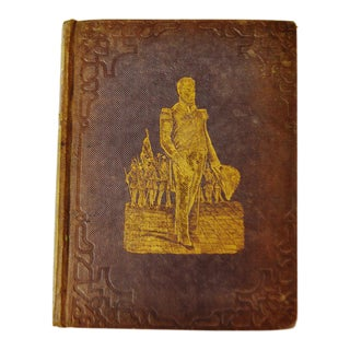 1847 Pictorial Life Of General Lafayette Hardcover Book