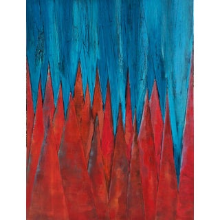 Original Contemporary Vibrant Abstract Painting