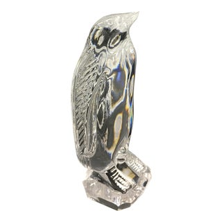 Waterford Crystal Penguin