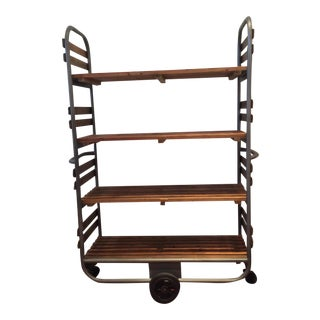 Industrial Baker's Rack