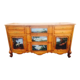 The Hunting Buffet Sideboard