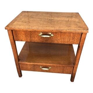 Dark Oak Small Dresser / Nightstand