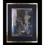 Image of Charcoal & Pastel Still Life