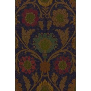 Navy Thibaut Buccini Fabric