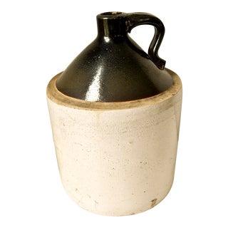 Vintage Stoneware Glazed Jug