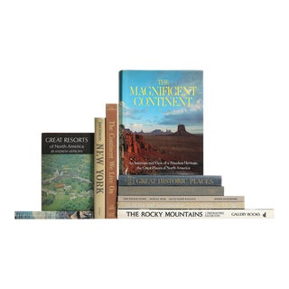 Seeing America Book Collection - Set of 10