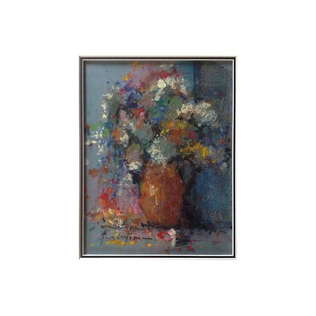 Image of 1950s European Floral Still Life