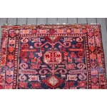 "Image of Vintage Persian Runner - 4'7"" x 11'6"""