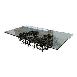 Sculptural Coffee Table by Daniel Gluck