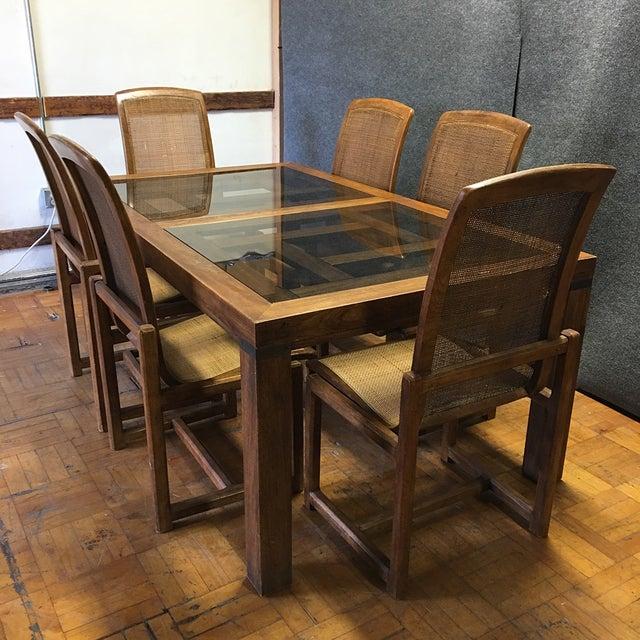 drexel heritage dining set chairish