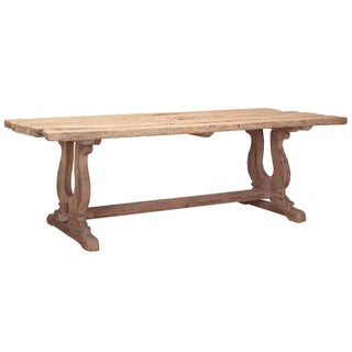 Sarreid LTD Teak Dining Table