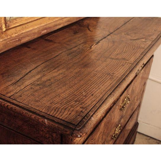 French Louis Philippe Burl Wood Chest - Image 3 of 7