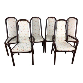 Dyrlund Rosewood Dining Chairs - Set of 6