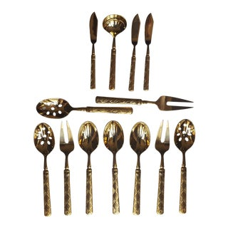Yamasaki Laslo Byzantine Serving Set - 13 Pieces