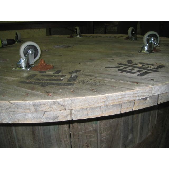 Industrial Coffee Table Ireland: Rustic Industrial Coffee Table