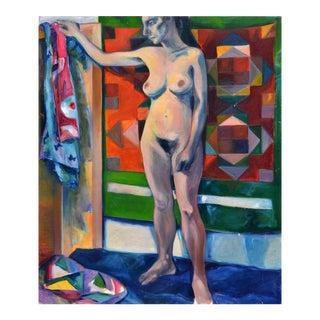 Standing Nude Still Life
