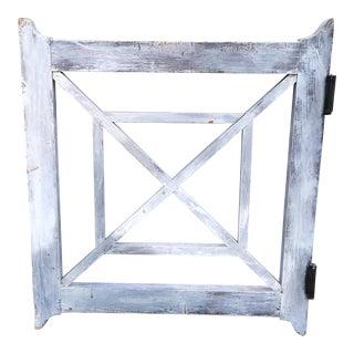 Gate - Vintage Wooden