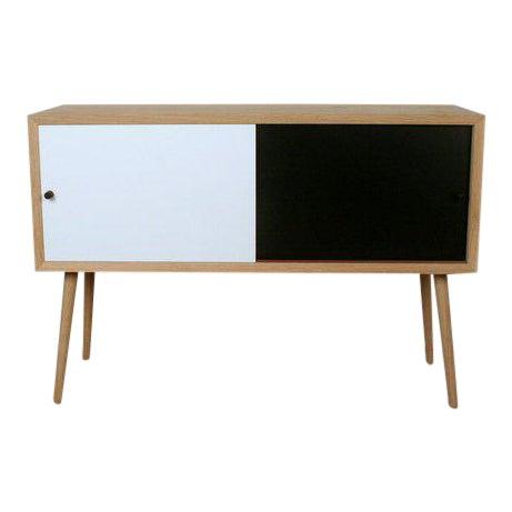Via Cph Soaped Oak Danish Sideboard / Cabinet - Image 6 of 6
