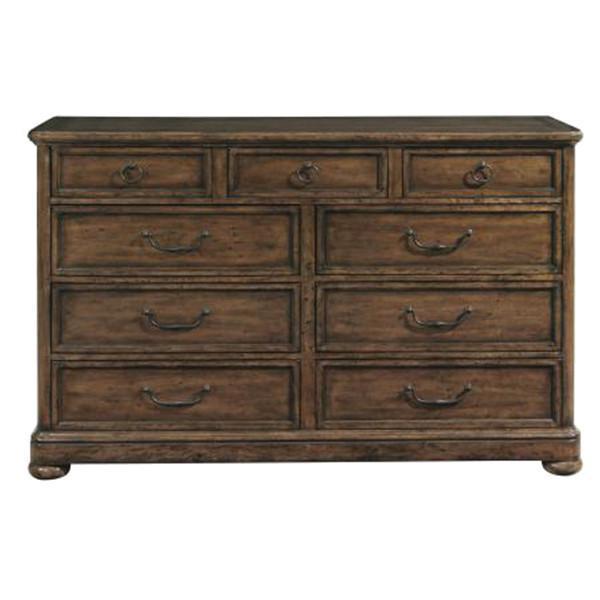 Bernhardt Vintage Patina Wide Dresser Chairish