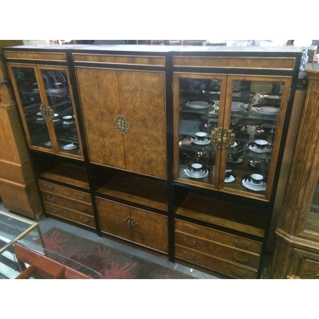 Century Asian-Style Entertainment Center Cabinet - Image 3 of 11