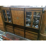 Image of Century Asian-Style Entertainment Center Cabinet