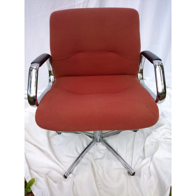 Vintage Steelcase Office Chair - Image 2 of 6