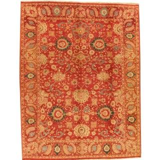 Pasargad Agra Oriental Wool Area Rug - 9' X 12'