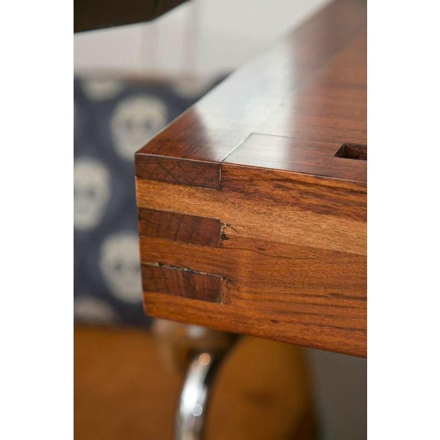 Rhodesian Teak Work Bench - Image 9 of 9