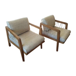 Armchairs by Edward Wormley for Drexel - A Pair