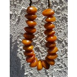 Image of African Amber Bead Necklace