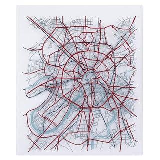 "Matthew Picton ""Moscow"" Pinned-Film Artwork"
