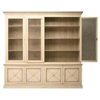 Directoire Style Bibliotheque Cabinet