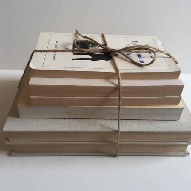 Image of Vintage French Novels - Set of 6
