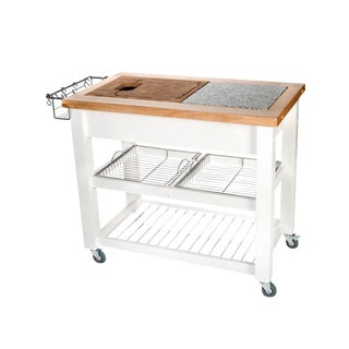 Pro Chef Rectangular Food Prep Station