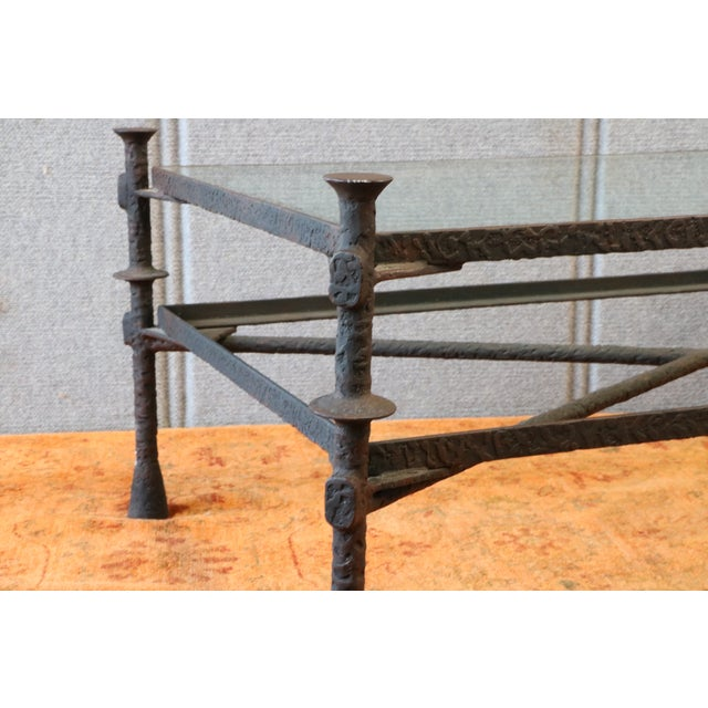 Diego Giacometti Style Coffee Table - Image 5 of 5