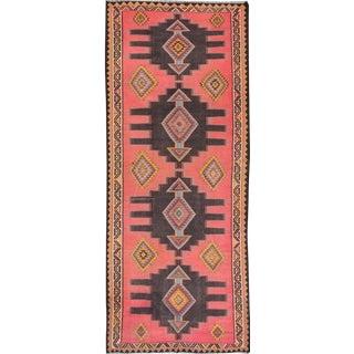 "Apadana - Vintage Kilim Rug, 4'10"" x 12'"