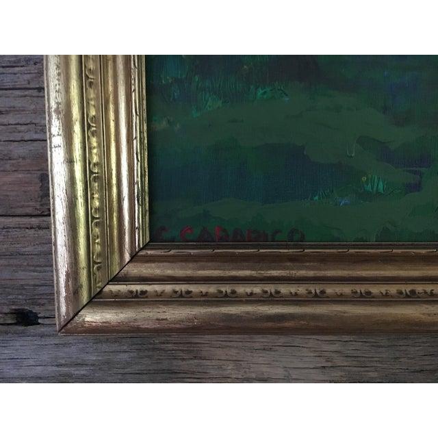 Shed Biloxi Mississippi Acrylic Painting - Image 6 of 7